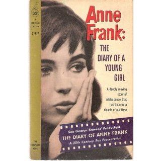 Anne Frank The Diary of a Young Girl B. M. Mooyaart Doubleday