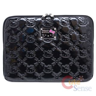 Sanrio Hello Kitty Embossed LapTop Case Macbook Bag Loungefly 2