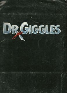 Dr Giggles 1992 Holly Marie Combs Orig Press Kit