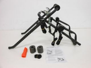 Hollywood Racks F4 Heavy Duty 4 Bike Trunk Mount Rack
