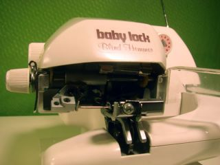Baby Lock Blind Hemmer Model BL 101 Sewing Machine Hemming Babylock
