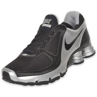 Nike Womens Shox Turbo+ 10 Running Shoe Black