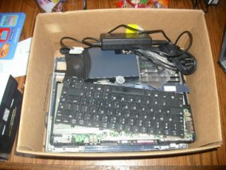 HP Pavilion ZE1230 Laptop Notebook Computer with Load of Spare Parts