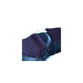 Motorcycle Seat Gel Pads Cushion Cover Set For Harley