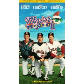 Major League 2 [VHS] Charlie Sheen, Tom Berenger, Corbin