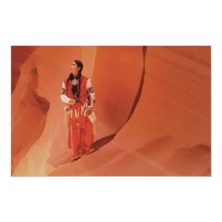 native american indian boy navajo southwest antelope canyon