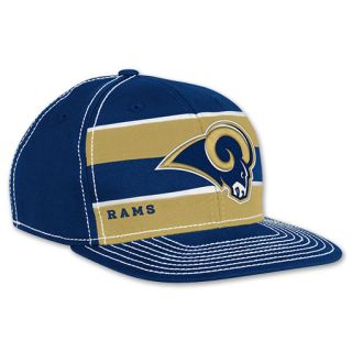 Reebok St. Louis Rams NFL Player Hat Navy/Gold