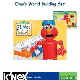 KNEX Sesame Street Elmos World Building Set (85007 2