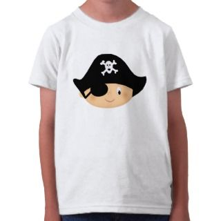 Pirate Boy T shirt