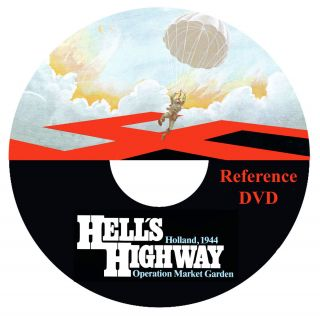 Victory Games Hells Highway Reference DVD Air Assault on Crete The
