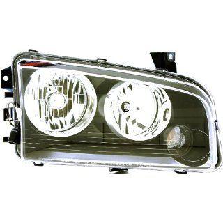 Genuine Chrysler Parts 4806164AF Passenger Side Headlight Assembly