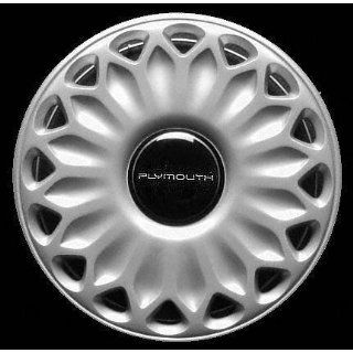94 PLYMOUTH SUNDANCE WHEEL COVER HUBCAP HUB CAP 14 INCH, 16 SLOT