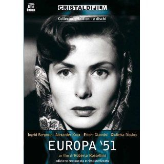 Europa 51 Movie Poster (11 x 17 Inches   28cm x 44cm
