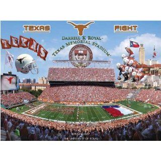 Texas Longhorns 550 Piece Jigsaw Puzzle White Mountain