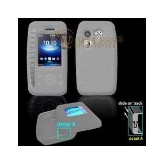 Premium Clear Feel Soft Silicone Gel Skin Cover Case for