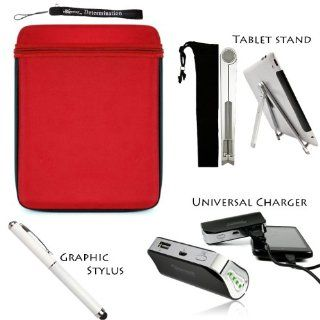 RED Exclusive iCap Slim Durable Protective Hard Sleeve