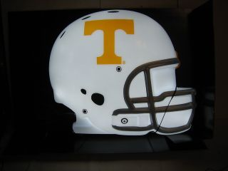 Tennessee Vols Volunteers LED Lit Light Up Football Helmet New FREE