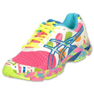 Asics GEL Noosa Tri 7 Womens Running Shoes NeoNeon