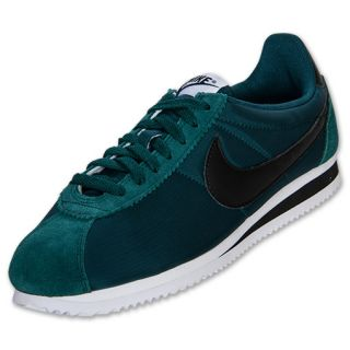 Mens Nike Classic Cortez Nylon Athletic Casual Shoes