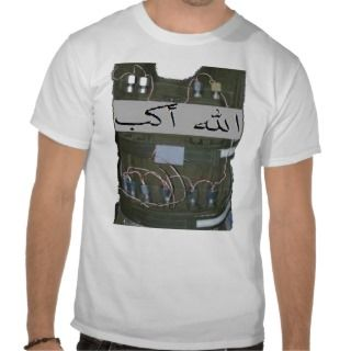 Suicide Bomber T Shirt