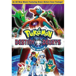 Pokemon   Destiny Deoxys: Veronica Taylor, Eric Stuart
