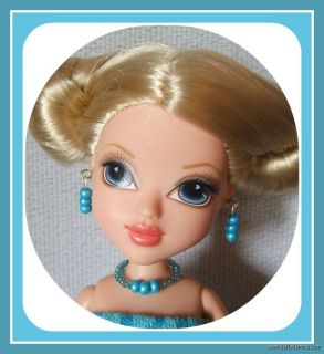Handmade Clothes Fashion Gown Jewelry 4 Moxie Doll D4E