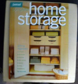 COMPLETE HOME STORAGE ORGANIZATION GREAT COND KITCHEN BATH BEDROOM