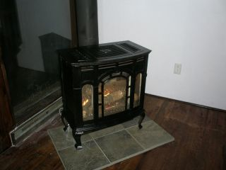 Cast Iron Propane Stove Heater