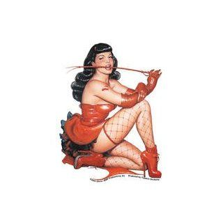 Olivia Deberardinis Sexy Fishnet Heart Tattoo Bettie Page Pinup Car