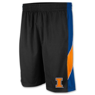 Illinois Fighting Illini NCAA Mens Team Shorts