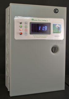 Controller 440 amp 10,000 watt 12/24or48 volt wind turbine generator