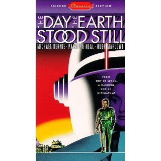 The Day the Earth Stood Still [VHS]: Michael Rennie