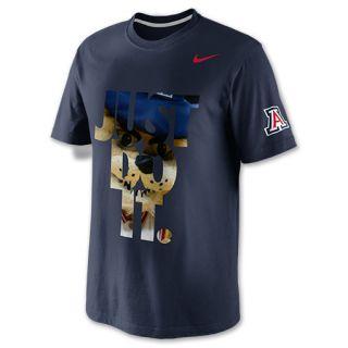 Mens Nike Arizona Wildcats NCAA College DNA T Shirt