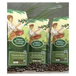 Green Mountain Coffee Our Blend SIGNATURE Whole Bean, Light Roasted