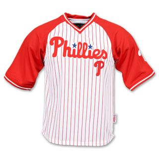 MLB Philadelphia Phillies Mens MLB V Neck Jersey