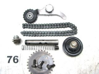 Honda ATC70 ATC 70 Three Wheeler Timing Chain Tensioner Components