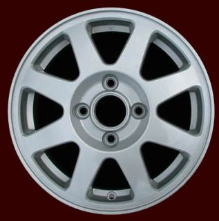 63840A Honda Accord 2002 15 Used Wheels Car Rims Parts Alloy