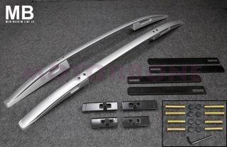 07 10 Honda CRV 4DR Utility Roof Rack Side Rail Bar Silver Direct