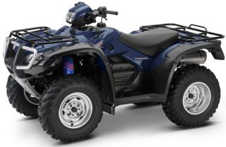 Blue Shock Covers Honda Fourtrax Foreman Rincon Rubicon ATV Set of 4
