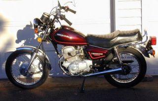 1979 1982 Honda CM200T Drive Chain Case CM200 Twinstar CM185 1980 1981