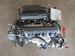 JDM 01 05 Honda Civic D17A Engine SOHC 1 7L VTEC MOTOR D17 EM2 EX LX