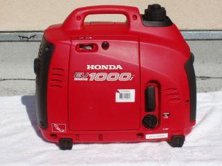 Honda EU1000I 1000 Watt 1 8 HP Generator