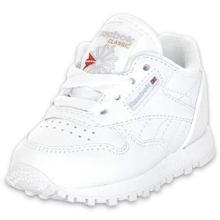 Reebok Toddler Classic Leather White