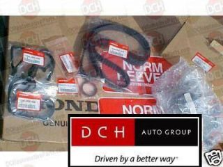 Honda Accord Acura Legend Timing Belt Kit Genuine