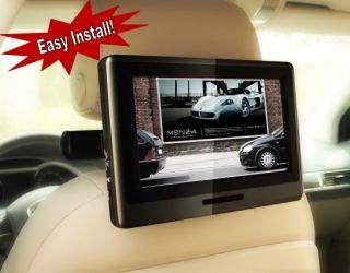 Honda Fit 9 Headrest DVD Player Rear Entertainment System