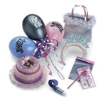 Birthday Party Accessories for 18 American Girl Doll