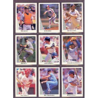 1990 Leaf #68 Fernando Valenzuela Dodgers (Mint