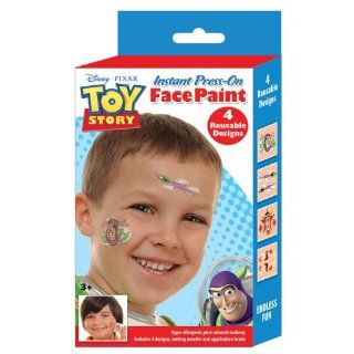 Fan Stamp Disney Toy Story Press on Face and Body Paint