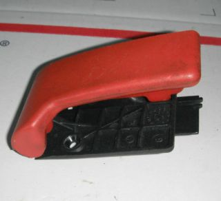 1988 Mercedes Benz 300TE Hood Release Handle