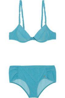 Nina Ricci Polka dot bikini   85% Off